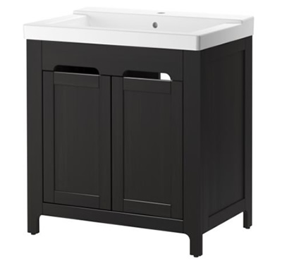 Freden/ hollviken wash stand