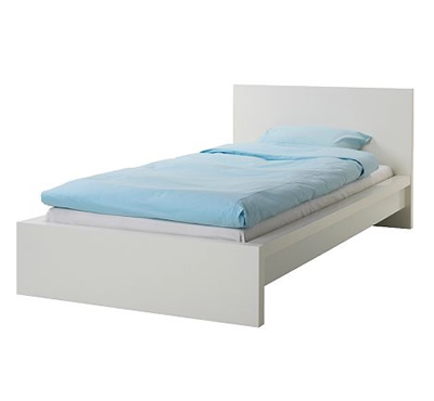 Malm bed frame single