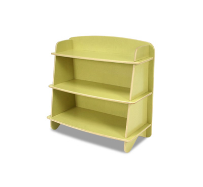 Big kahuna bookcase by ecotots