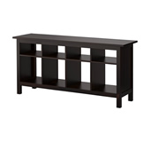 Hemnes console table