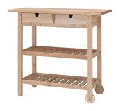 Forhoja kitchen trolley