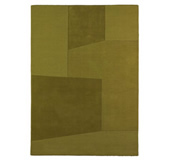 Andrea rug yellow/green