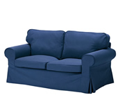 Ektorp cover two-seat sofa
