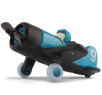Playforever mimmo buster plane