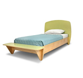 Surfin twin bed by ecotots